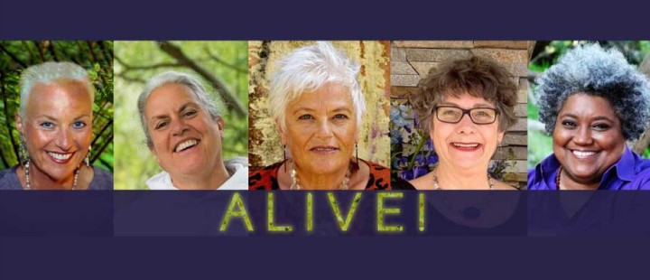 Alive with Barbara Borden